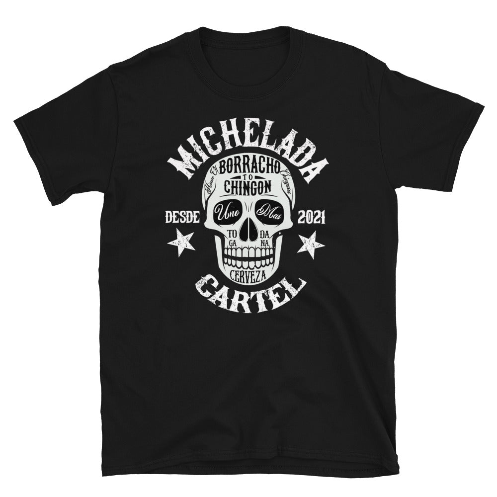 Michelada Cartel Chingon Cantina OG T-Shirt