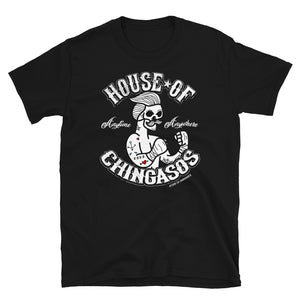 House Of Chingasos Vintage Greaser T-Shirt
