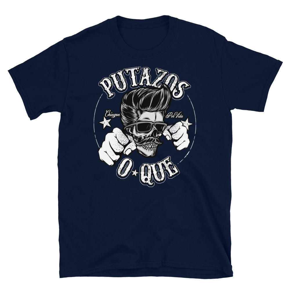 Putazos O Que Vintage Greaser T-Shirt