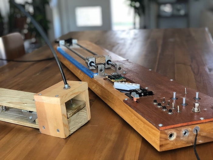 Pedal Steel Synthesizer
