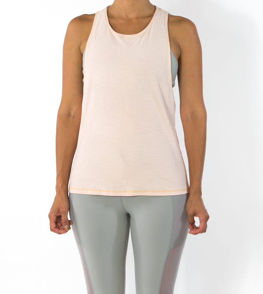 Women's Flow Top - Light Peach