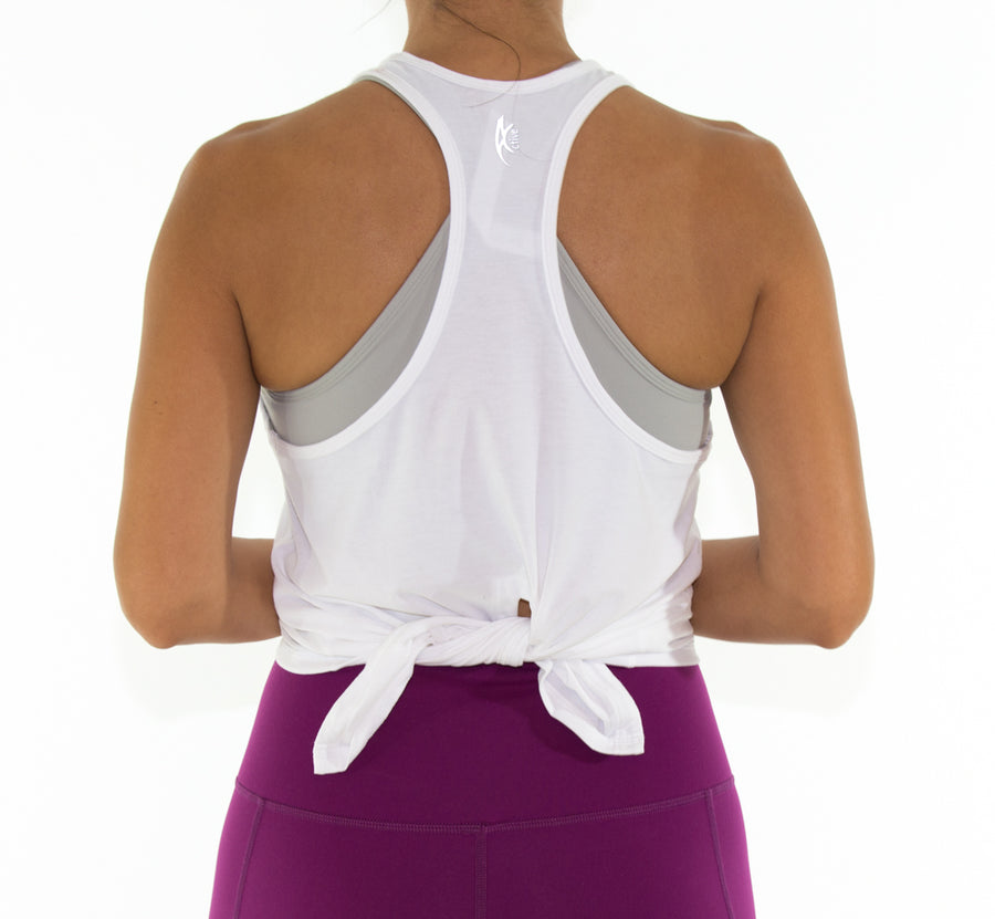 Women's Lively Top - White