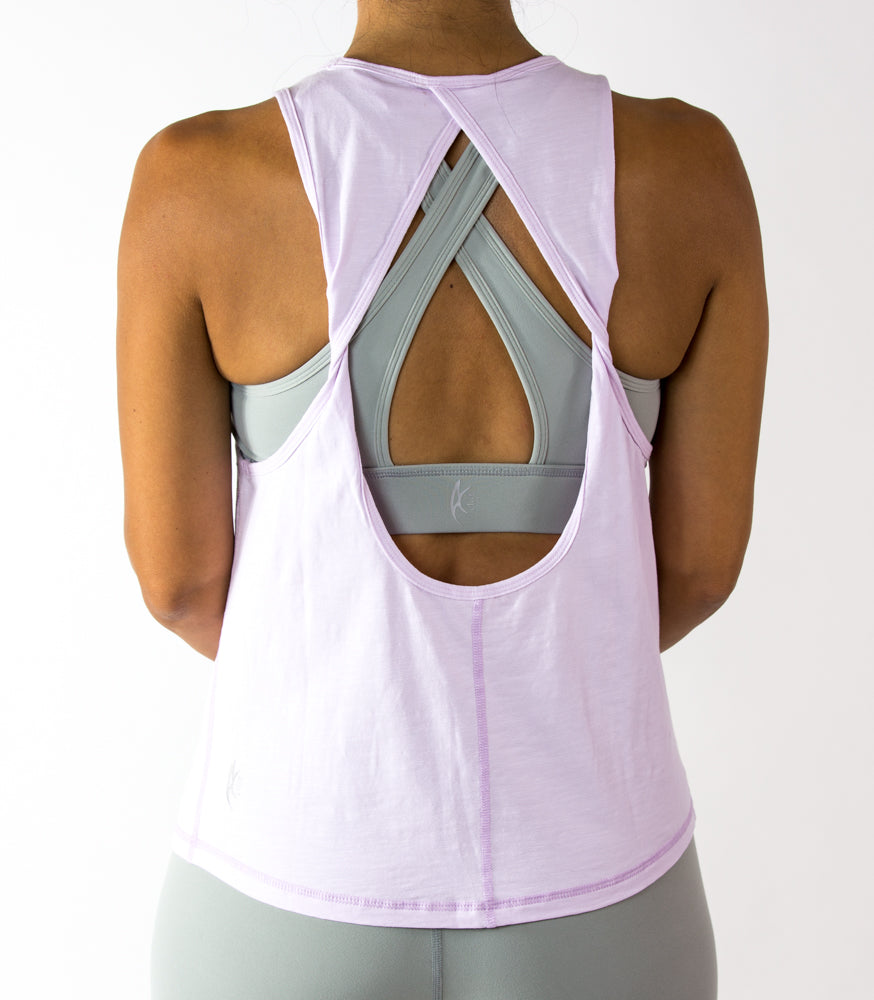 Women's Flow Top - Lilac