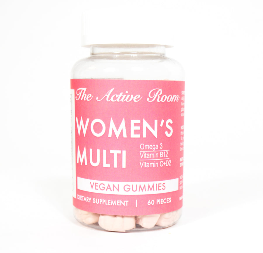 Women's Vegan Multivitamin -  1 MONTH SUPPLY