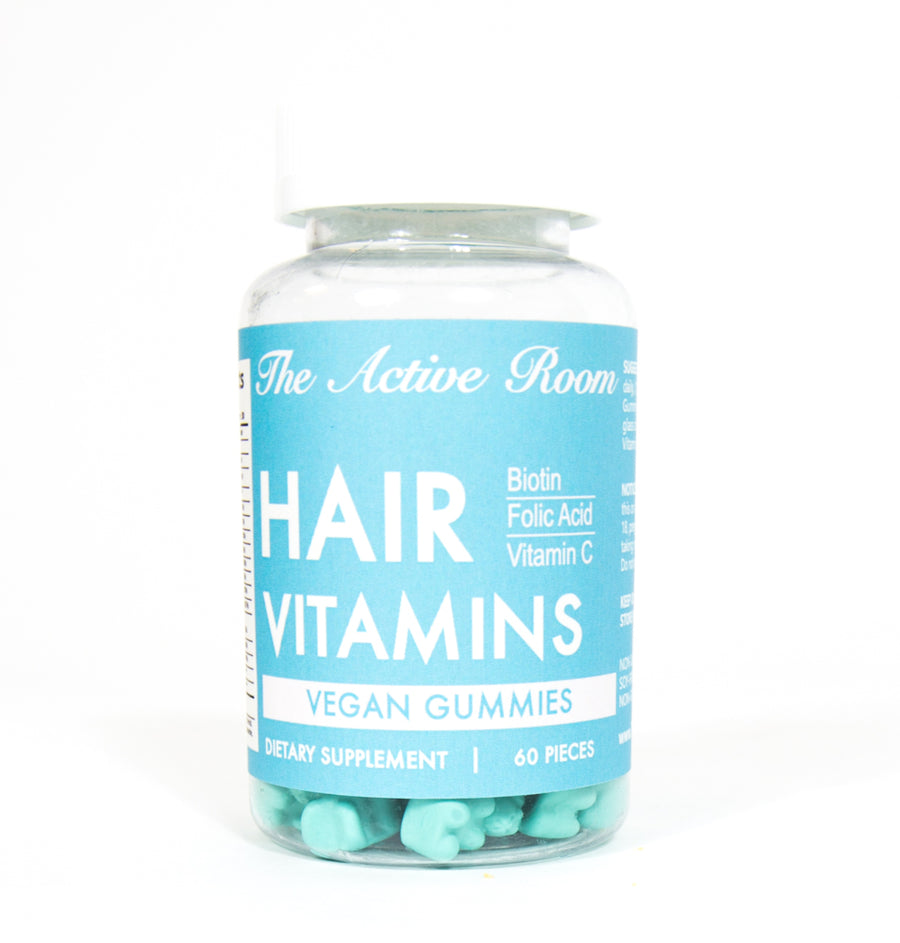 Women's Vegan Hair Vitamins - 1 MONTH SUPPLY