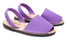 Load image into Gallery viewer, Children's Purple Leather - Various Sizes