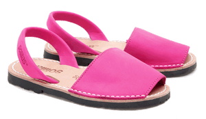 Children's Pink Leather - Various Sizes