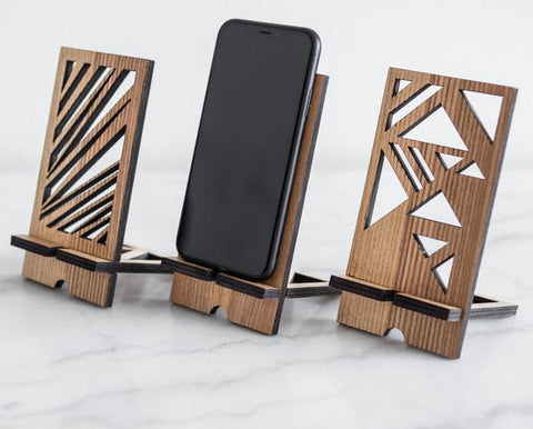 Etsy - Wooden Phone Stand