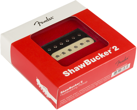 Fender ShawBucker™ 2 Humbucking Pickup