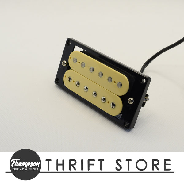 NOS Cream Humbucker Bridge ~15k