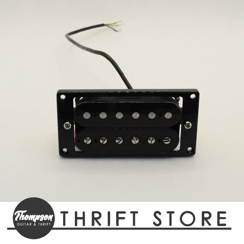 NOS Black Humbucker Bridge ~11.9k