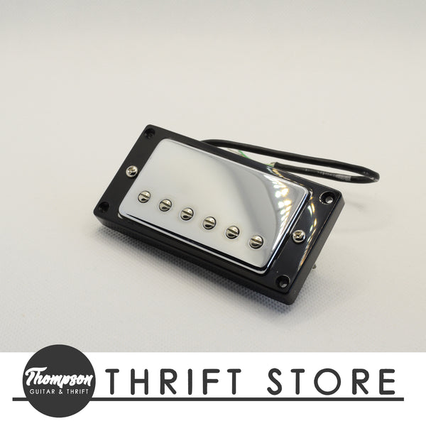 NOS Chrome Humbucker Bridge ~11k