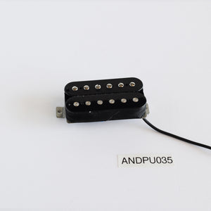 Black Humbucker Neck No Mounting Ring (NOS)