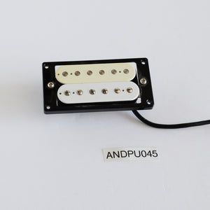 Zebra (Cream/White) Humbucker Bridge (NOS)