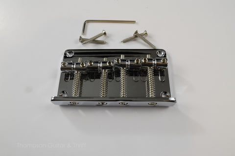 Chrome Bass Bridge