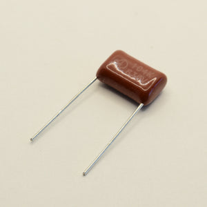 Cinnamon Drop .1uF Polypropylene Film Capacitors Set of 5