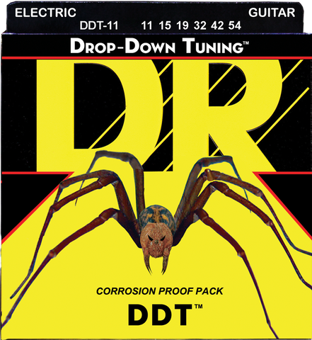 DDT Drop-Down Tuning 11-54 Extra Heavy