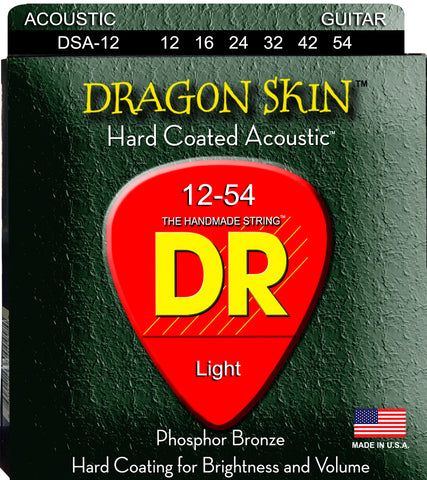Dragon Skin Acoustic 12-54 Lite