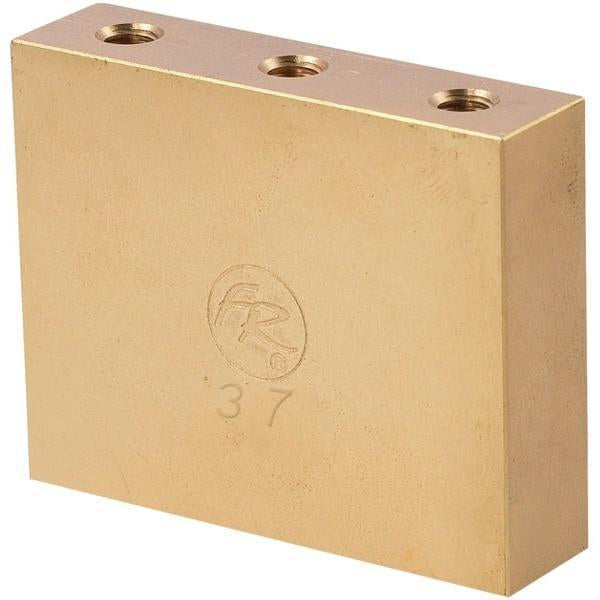 Floyd Rose Original Fat Brass Tremolo Block in 32mm, 37mm and 42mm
