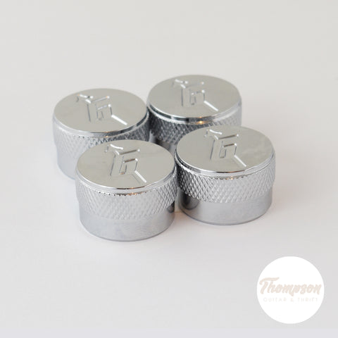 Gretsch Knobs Chrome