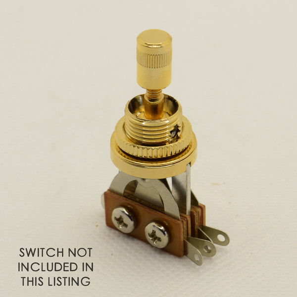 Metric Switch Tip Gold fits Gretsch