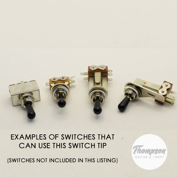 Screw-on Switch Tip for 3-Way Toggle Switch