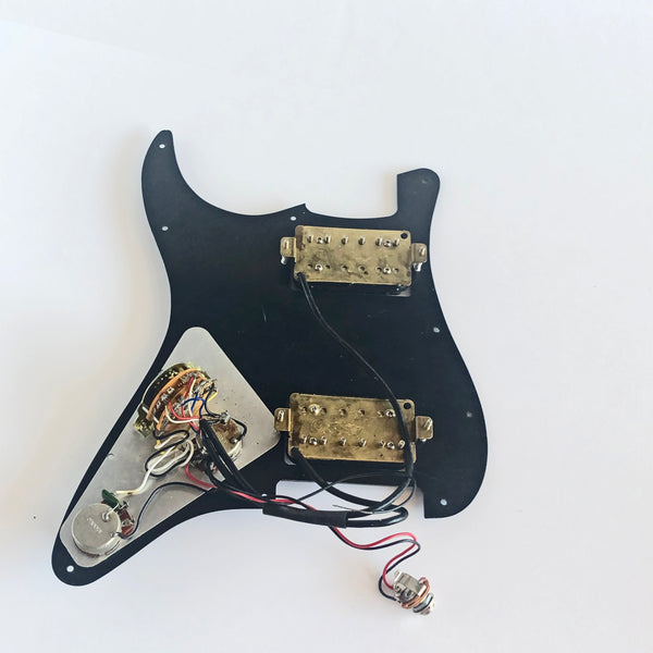 Loaded Strat Pickguard 1 (NOS)