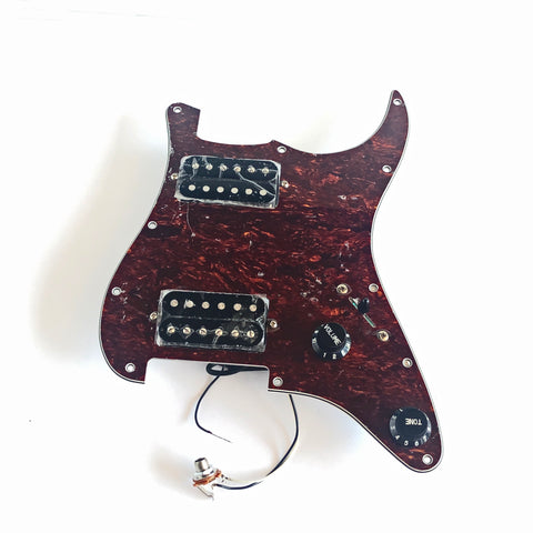 Loaded Strat Pickguard 3 (NOS)