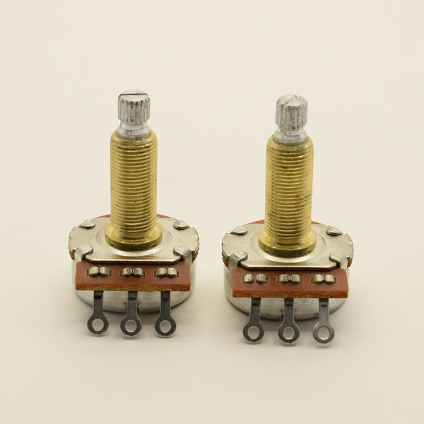 Alpha Potentiometer A500K Long Shaft Audio Pot