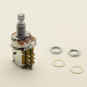 "Alpha Potentiometer 1 Meg ""A"" Audio Push/Pull Pot"