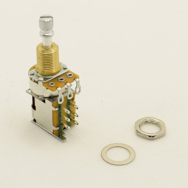 Alpha Potentiometer A25K Audio Push/Push Pot