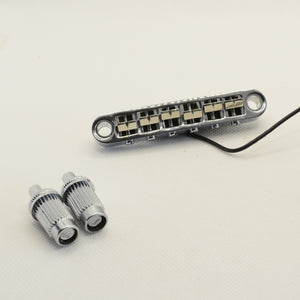 Piezo Tune-O-Matic Guitar Bridge Pickup