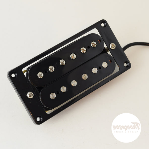 New Blues Alnico V Black Humbucker 4-Wire Pickup