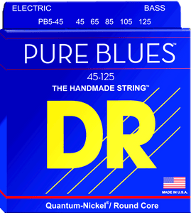 Pure Blues Bass 45-125 5-String