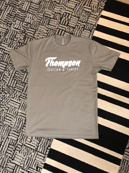 Thompson Guitar & Thrift Logo T-Shirt