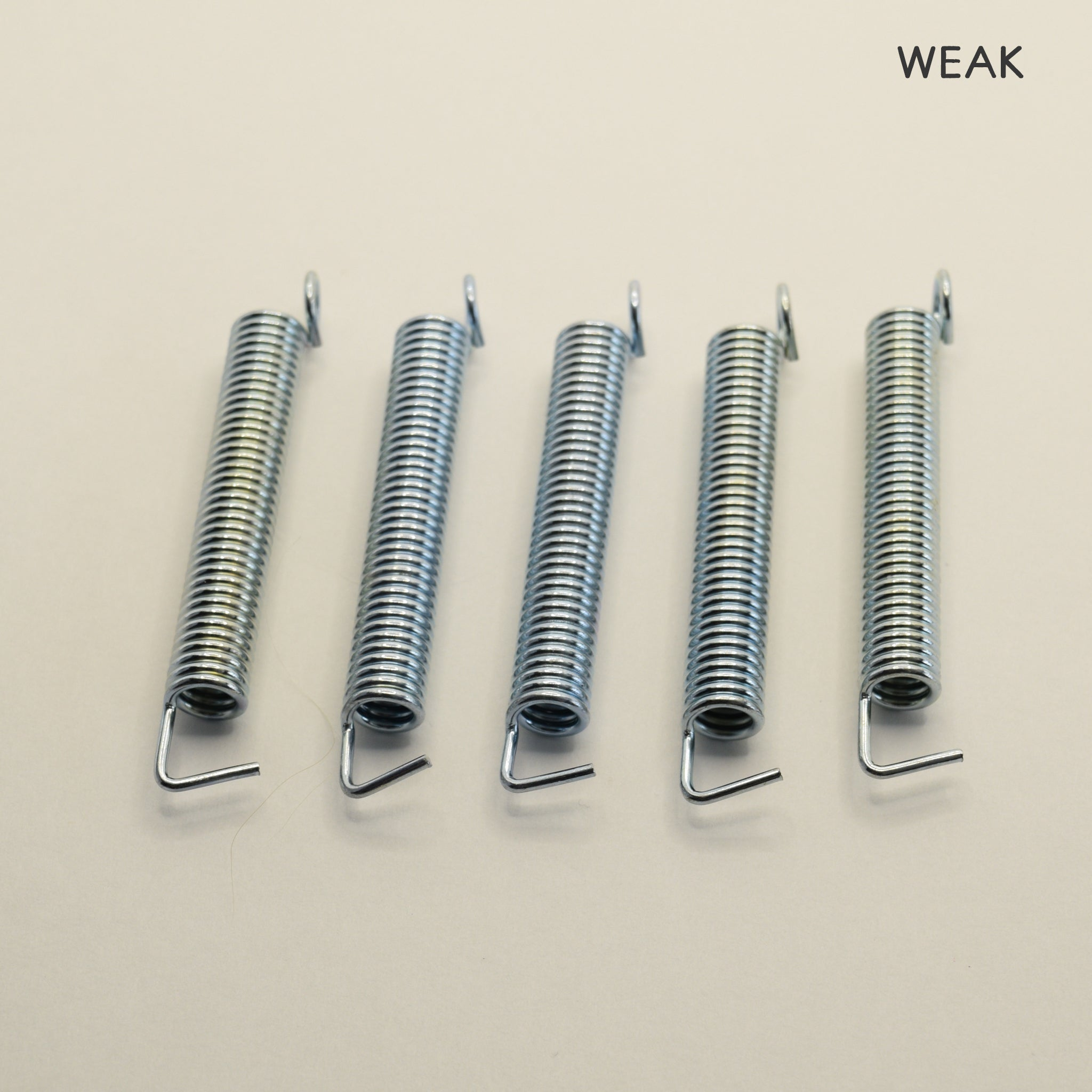 Guitar Tremolo Springs Weak, Middle or Hard