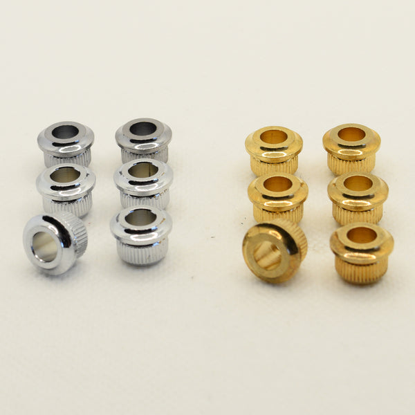 Wilkinson Vintage Style Tuner Conversion Bushings 10.8mm Set of 6