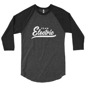 Electric 3/4 Sleeve Team Tee
