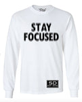 "Sirat ""Stay Focused"" T- Shirt - SiratDesigns.Com"