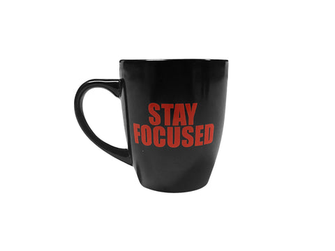 Stay Focused 12 oz Mug