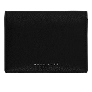 HLC009A - Hugo Boss Card holder Storyline Black