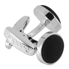Load image into Gallery viewer, UJM031A - Ungaro Cufflinks Leone Black