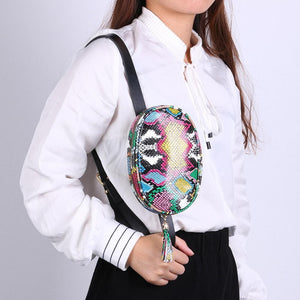 Kendra Waist Bag  Multicolor Amkaysha