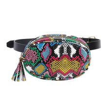 Load image into Gallery viewer, Kendra Waist Bag  Multicolor Amkaysha
