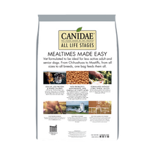 Load image into Gallery viewer, Canidae Platinum Formula for Less Active & Senior Dogs Dry Dog Food