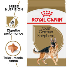 Load image into Gallery viewer, Royal Canin Breed Health Nutrition German Shepherd Adult Dry Dog Food