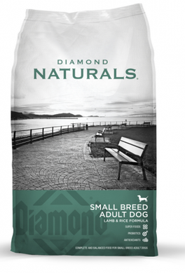 Diamond Naturals Small Breed Lamb and Rice Formula Adult Dry Dog Food