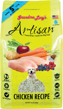 Load image into Gallery viewer, Grandma Lucy's Artisan Grain Free Chicken Freeze Dried Dog Food