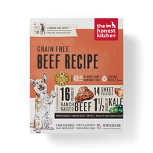Load image into Gallery viewer, The Honest Kitchen LOVE Grain Free Beef All Life Stages Dog Food