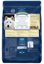 Load image into Gallery viewer, Blue Buffalo Wilderness Grain Free Chicken High Protein Recipe Senior Dry Dog Food